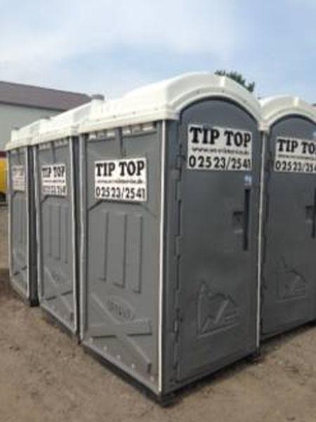 WC Toilettenkabine