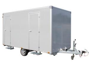 Toilettenwagen 2+1 und 3 Urinale
